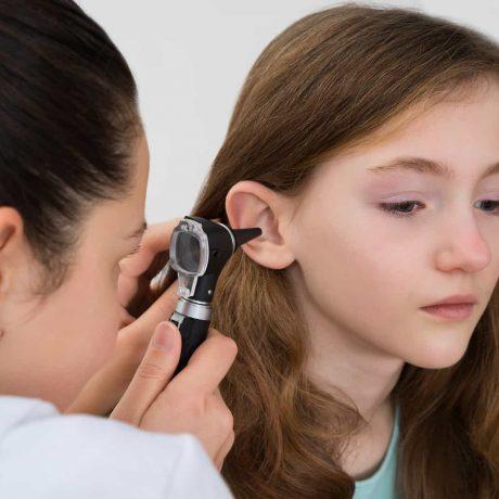 zapalenie ucha środkowego objawy leczenie