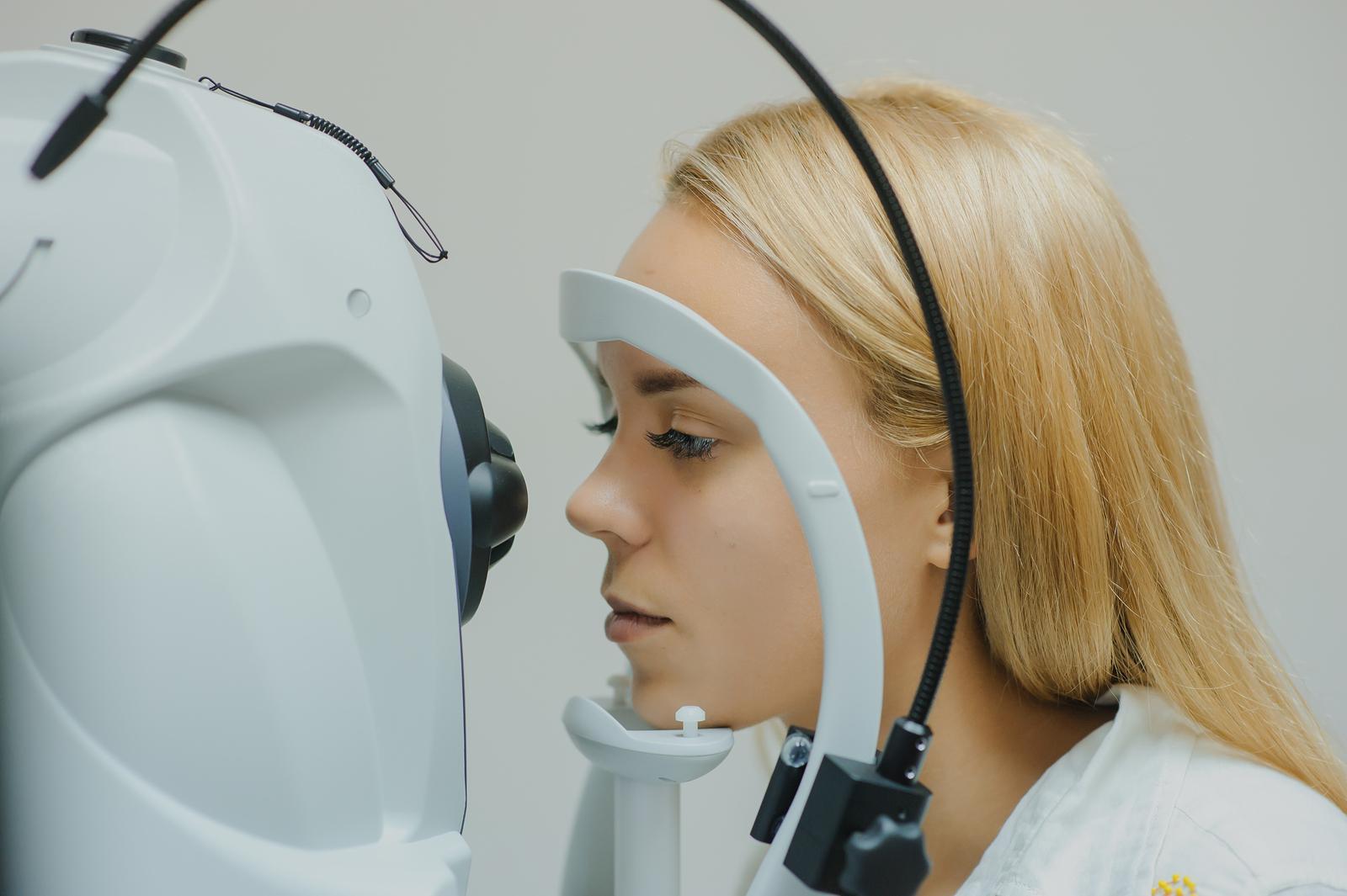 tomografia oka