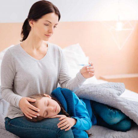 odpornosć u dziecka - jak wzmocnić