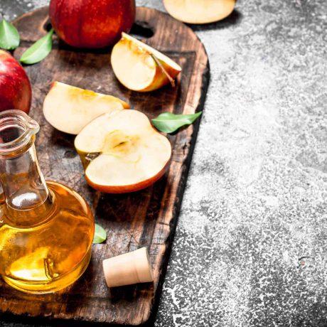 ocet jabłkowy właściwości zastosowanie