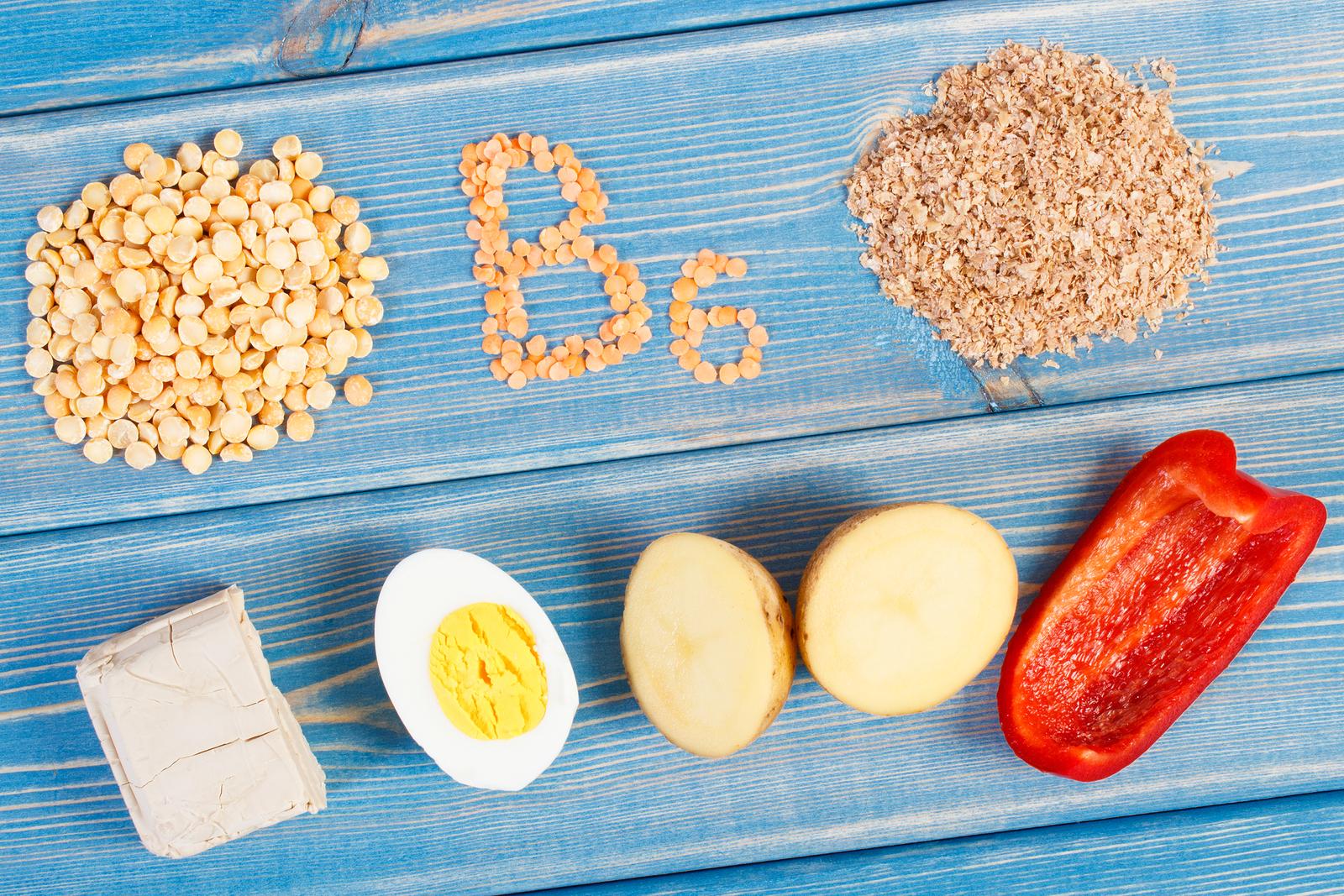 witamina b6 źródła działanie