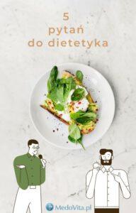 5 pytań do dietetyka ebook