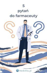 5 pytań do farmaceuty ebook